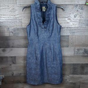 Taylor Linen Dress